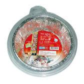 圓形鋁箔容器(3入)NO.1260【愛買】