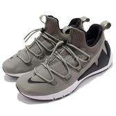 Nike 休閒鞋 Air Zoom Grade 灰 白 襪套式 越野風格 男鞋 運動鞋【PUMP306】924465-003