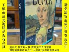 二手書博民逛書店Durer罕見(Great Masters) Hardcover