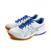 亞瑟士 ASICS 運動鞋 羽球鞋 白色 男鞋 B706Y-0193 no326