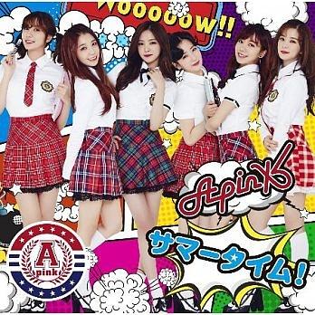 Apink Summer Time 初回盤 CD附DVD (購潮8)