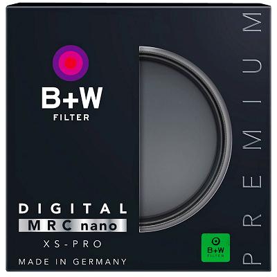 B+W XS-PRO MRC UV Nano 72mm 超薄奈米鍍膜保護鏡 德國製 【捷新公司貨】2020年 最新款包裝