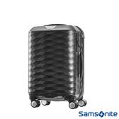 Samsonite新秀麗 20吋Polygon 極致奢華PC煞車雙輪TSA登機箱(深灰)