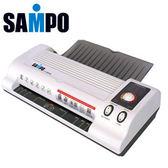 SAMPO 聲寶 LY-U6A42L 4滾軸A4專業冷熱雙功護貝機(威勁)