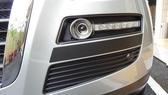 LUXGEN納智捷SUV 老款U7【前霧燈下貼膜】10-13年專用 3M進口消光黑 不殘膠貼紙