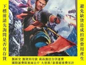 二手書博民逛書店The罕見Art of Uncharted 2: Among ThievesY247009 Daniel P.