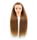 假髮頭模練習盤髮編髮