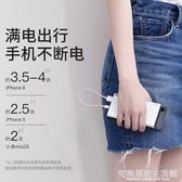 倍思充電寶10000毫安大容量超薄移動電源蘋果華為vivo手機小米通用快充6 完美居家生活館