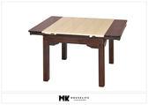 【MK億騰傢俱】AS311-03維多利亞4尺餐桌(不含椅)