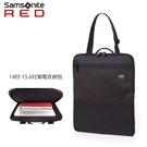 Samsonite Red【PUREUM HE3】15.6吋筆電收納包 筆電袋 可肩背 絨毛襯裡保護