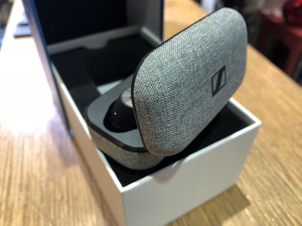 【愛拉風X真無線】德國 Sennheiser MOMENTUM True Wireless 真無線 藍芽耳機 藍牙5.0