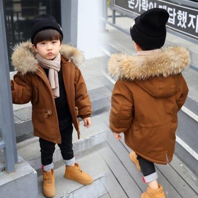 限定款厚外套 兒童鋪棉加厚男童羽絨棉服棉襖快速出貨免運冬裝寶寶童裝外套快速出貨