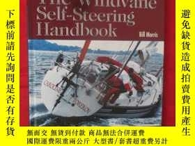 二手書博民逛書店The罕見Windvane Self-Steering Hand