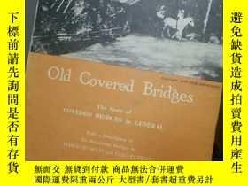 二手書博民逛書店Old罕見covered bridgesY267761 Jakemen Stephen daye press