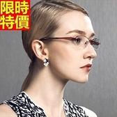 眼鏡架-OL商務時尚流行男女鏡框4色67ac14[巴黎精品]