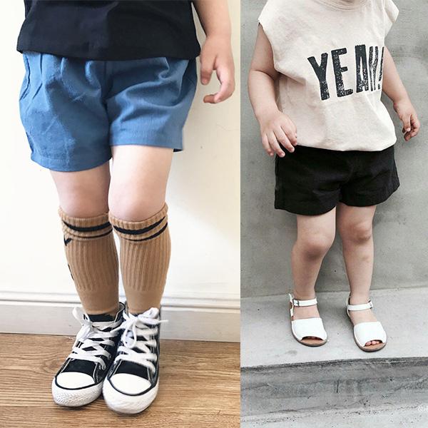 嬰幼兒短褲 嬰兒棉褲 寶寶短褲 棉紗褲 童裝 SK6198 好娃娃