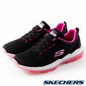 SKECHERS (女) 運動系列 SKECH AIR DELUXE - 12671BKHP