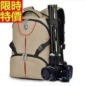 相機包-多功能防水防磨雙肩攝影包3色68ab50【時尚巴黎】