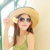 韓版女裝太陽眼鏡遮陽鏡鏡時尚漸變色太陽鏡 nm1137 【VIKI菈菈】