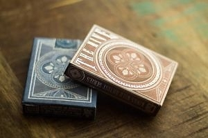 【USPCC 撲克】Hive blue/red Playing Cards