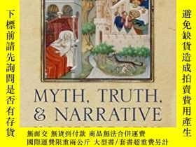 二手書博民逛書店Myth,罕見Truth, And Narrative In H