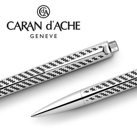 CARAN d'ACHE 瑞士卡達 RNX.316 幾何雷射原子筆 / 支