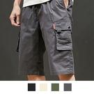 【男人幫大尺碼】K1616-工作短褲 工作褲 工裝褲-黑色