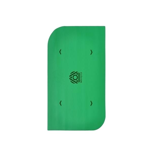 【Clesign】The Shining Hand Mat 瑜珈手墊 4.5mm - Green