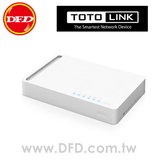 TOTOLINK S505G 5埠Giga極速乙太網路交換器 公司貨