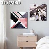 TROMSO時尚無框畫/靈感大理石