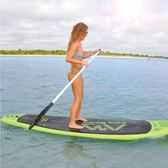 AquaMarina/樂劃新沖浪板充氣槳板進口料sup成人劃水板漿板滑水板 英雄聯盟MBS