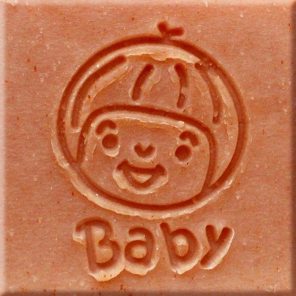 【香草工房】 風格皂章~D007 豆豆Baby
