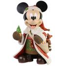 Enesco Disney 迪士尼 米奇聖誕老人大塑像_EN27513