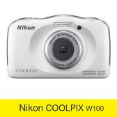 ◄24Buy►防水耐摔!Nikon COOLPIX W100 公司貨