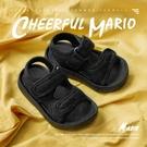 男童涼鞋 兒童涼鞋男夏男童女童中大童新款男孩軟底防滑小童寶寶沙灘鞋-Ballet朵朵