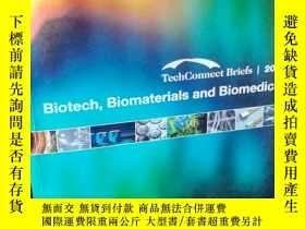 二手書博民逛書店Tech罕見Connect Briefs Biotech, Bi