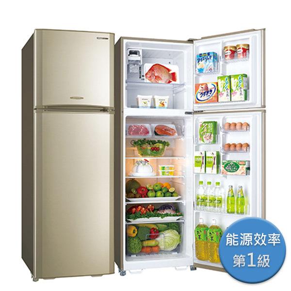 SANLUX台灣三洋 380L變頻電冰箱