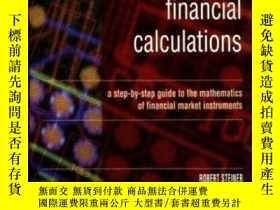 二手書博民逛書店Mastering罕見Financial Calculations: A Step-by-step Guide T