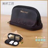 化妝包  便攜化妝包大容量女收納包化妝品袋旅行洗漱包化妝刷包