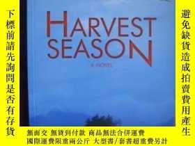 二手書博民逛書店Harvest罕見Season 豐季 英文原版 關於舊中國的書Y85718 Chris Taylor EB