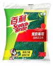 3M百利餐廚專用海綿菜瓜布2片/包