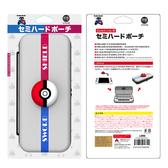 [哈GAME族]免運費 可刷卡●專利設計●良值 IINE Switch NS Lite 劍盾精靈球主題 EVA收納包 L286