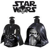 STAR WARS  基羅+黑武士 3D珍藏限量版公仔 二合一沐浴洗髮精 500ml