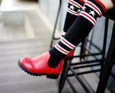 女童高筒鞋  女童靴子童鞋韓版兒童過膝靴加絨公主女孩高筒長靴   瑪麗蘇