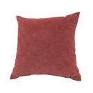 Hoi!質感沙發布抱枕45x45cm珊瑚紅