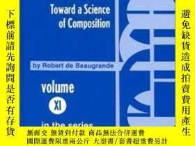 二手書博民逛書店Text罕見Production: Toward A Science Of Composition (advanc