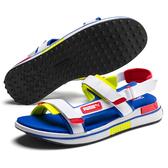 PUMA Future Rider Sandal Game On 女鞋 涼鞋 休閒 橡膠 可調 蔡依林代言款 白【運動世界】37196402