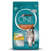 【寵物王國】普瑞納-ONE CAT 頂級貓乾糧【成貓泌尿保健雞肉配方】1.5kg