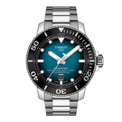 TISSOT 天梭 Seastar 2000 海洋之星600米海浪面板潛水機械錶 T120.607.11.041.00