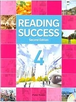 二手書博民逛書店《Reading Success Second Edition 4 Student Book with MP3 CD》 R2Y ISBN:9781599666037